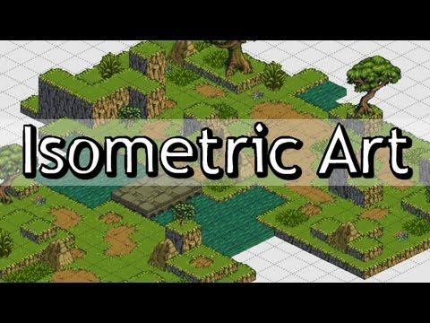 How To Draw Isometric Art YouTube