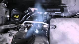 Comment nettoyer un moteur avec un nettoyeur vapeur