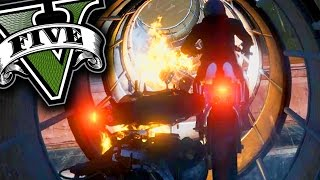 GTA V ONLINE - BOMBARDEIO NO TOBOGÃ ft Force Games e #BRODaria
