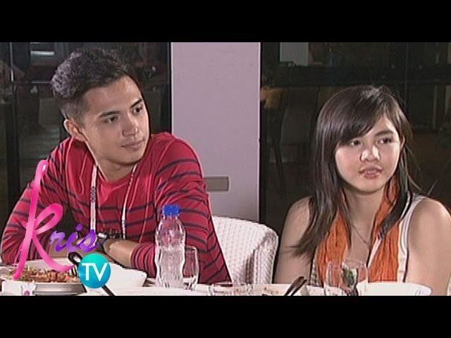 Kris TV: Janella loves sweets and pizza