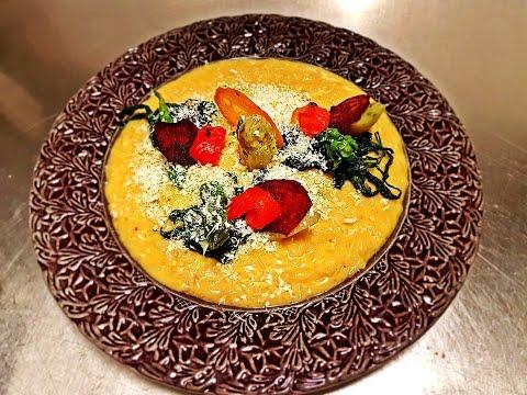 Sweet Potato Risotto - Rizoto od Slatkog Krompira - Recipe