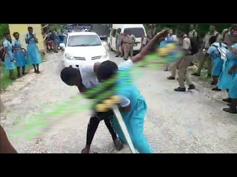 the-gleaner-minute:-child,-mom-in-fight-...-gas-station-shooters-on-trial...-vaccination-programme
