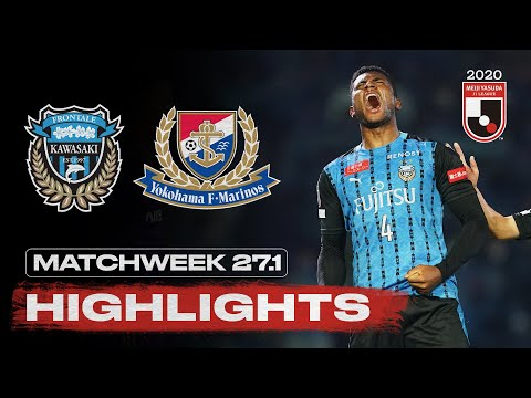 Kawasaki Frontale Yokohama M. Goals And Highlights