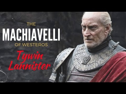 Game of Thrones/ASOIAF Theories | Tywin Lannister | The Machiavelli of Westeros