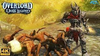 Overlord: Dark Legend - Wii Gameplay 4k 2160p (DOLPHIN)