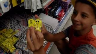 Школьные покупки Vlog