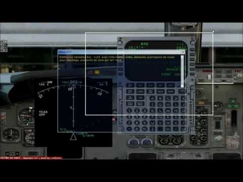 boeing 737-300 pilot in command(evolution) FMC PROCEDURE