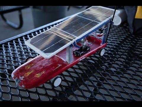 2017 SUHSD Solar Car Sprint