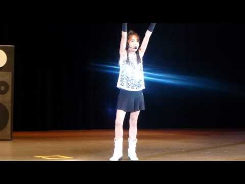 """I need a Hero"" by Bonnie Tyler sang by Dana Bagis"