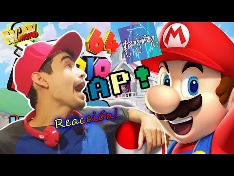 Super Mario 64 RAP - MissaSinfonia - Video Reacción ! // Diamond WoW
