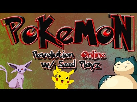Pokemon Revolution Online & Golf With Friends