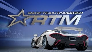 Race Team Manager - iPhone / iPod Touch / iPad - HD Gameplay Trailer
