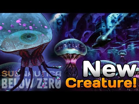 NEW CREATURE, biome & Leviathan animations! | Subnautica News #146