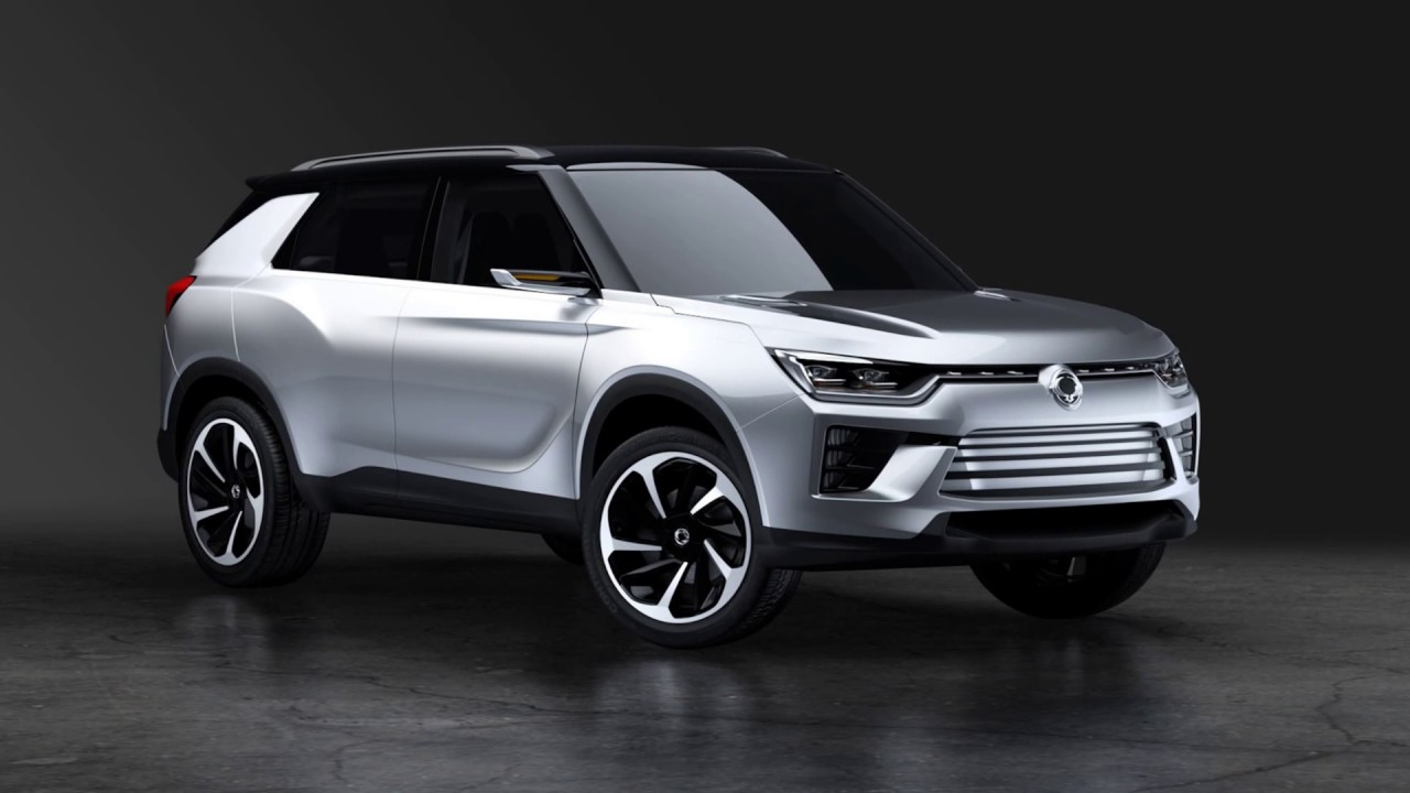 2018 ssangyong new rexton suv youtube. Black Bedroom Furniture Sets. Home Design Ideas
