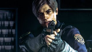 RESIDENT EVIL 2 - E3 2018 Gameplay Trailer (Playstation Conference)