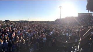 30,000! went to hear Donald Trump Madison, AL Alabama (2-28-2016) - Part 1
