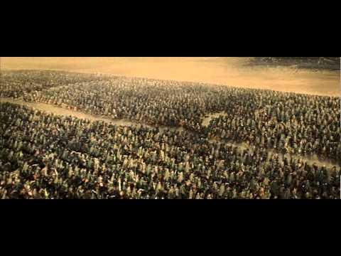 Seigneur des Anneaux : Le Retour du Roi (version longue) Charge du Rohan