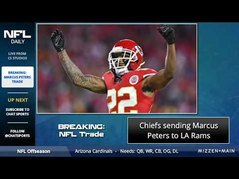 BREAKING NFL Rumors: Chiefs Pr marcus peters