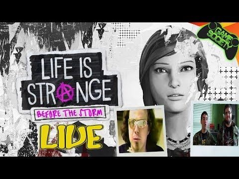Life is Strange - Before the Storm LIVE - (Free Copy Giveaway!)