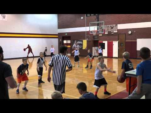 2014-11-15 Timpview 6th Garde Basketball vs Orem