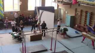 Турнир по спортивной гимнастике им.А.Береша Херсон 2013г.
