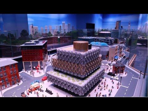 Exploring LEGOLAND Discovery Centre Birmingham July 2018