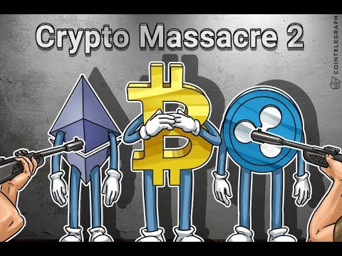 Crypto Charts....Blood Bath continue be patient as charts correct
