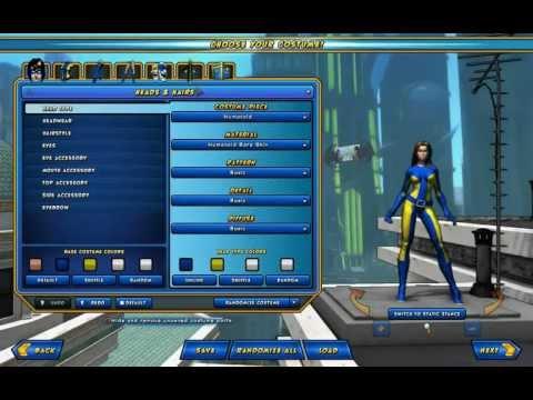 Champions Online: How I Make a Dark Speed Runner