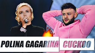 Download Polina Gagarina - Cuckoo REACTION  |  The Singer 2019 | Mp3 and Videos