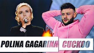 Polina Gagarina - Cuckoo REACTION  |  The Singer 2019 |