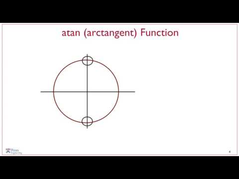 3 9   Supplementary Material  The atan2 Function   University of Pennsylvania   Coursera