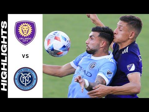 HIGHLIGHTS: Orlando City SC vs. New York City FC | May 08, 2021