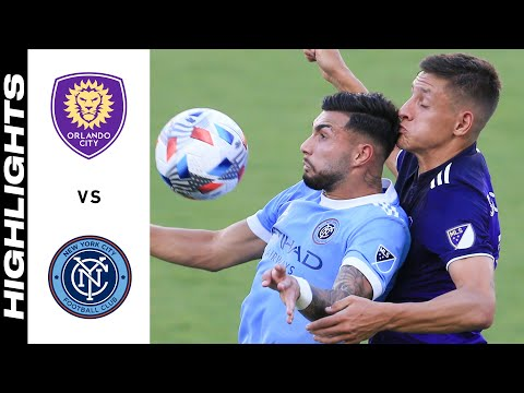 Orlando City New York City Goals And Highlights