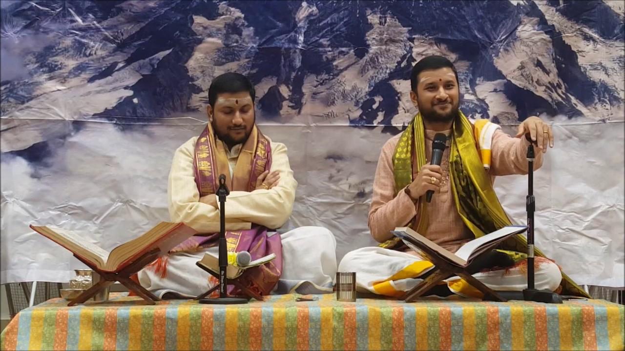 4 sundara kAnda (Samudra Langhanam /సముద్ర లంఘనము ) Discourse by Sanskrit