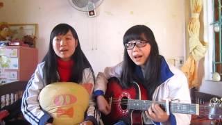 Mistletoe (cover guitar ) Quỳnh Leo ft Nho Hương
