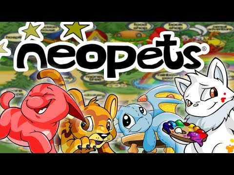 DO YOU REMEMBER THIS WEBSITE!?!?! | NEOPETS!