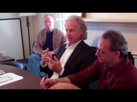 Passionate Thinking: A Talk by Robert Pogue Harrison