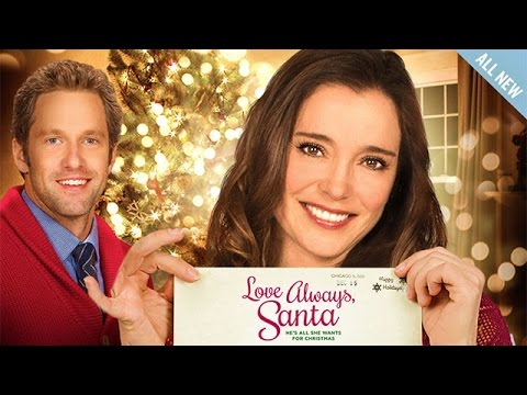 P  Love Always, Santa  Stars Marguerite Moreau and Mike Faiola  Hallmark Channel