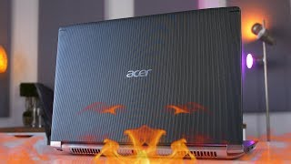 Acer V Nitro Black Edition (2017) *UPDATE* - Does it Overheat?