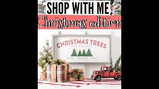 2019 Part 2 of Hobby Lobby Christmas!!! 🎄🌲🎅🤶⛄