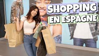 Shopping en Espagne
