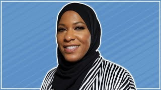 Take it from Ibtihaj Muhammad: 'It's not easy being the first'