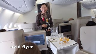 ASIANA A380 Business Smartium Class - First Review!