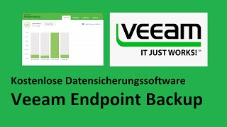 Windows Datensicherung kostenlos mit Veeam Endpoint Backup | deutsch