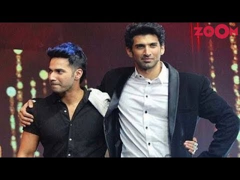 'Kalank' stars Varun Dhawan and Aditya Roy Kapur share light moment together & more | Bollywood News Mp3