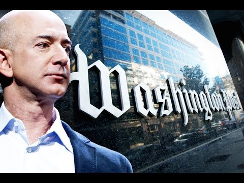 Washington Post Staff Banned From Criticizing Corporate Sponsors