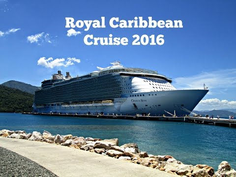 Oasis of the Seas Royal Caribbean Cruise Travel Diary 2016 |adventureswithLizzy|