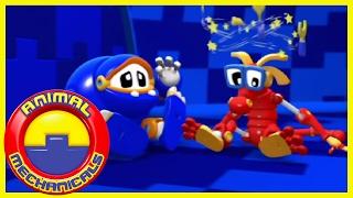 Animal Mechanicals   1 Hour Full Episode Compilation   CARTOONS FOR KIDS