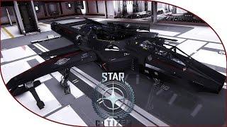 Star Citizen — первый взгляд