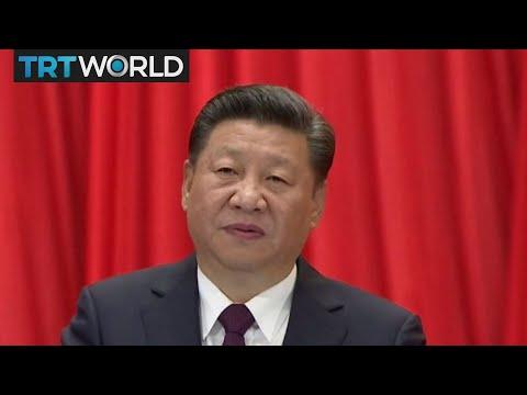 China Congress: Xi Jinping declares China a 'great power'